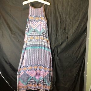 Full length Summer tank dress